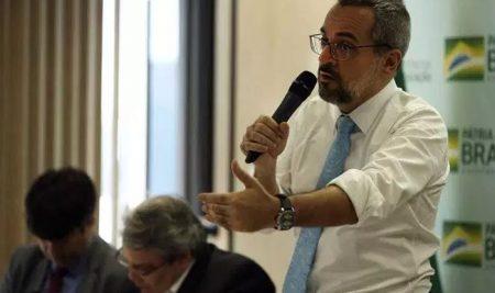 ENTENDA O ERRO BÁSICO DE PORTUGUÊS QUE O MINISTRO DA EDUCAÇÃO COMETEU